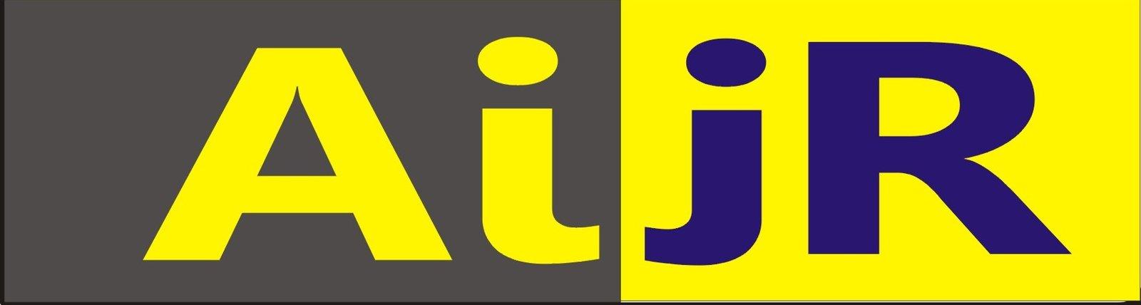 AIJR Wide Logo